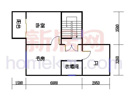 房型C三层