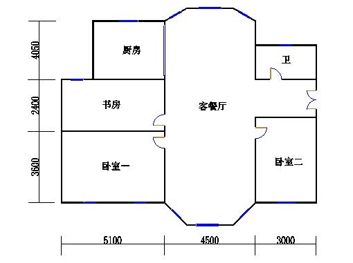 3、5、6号楼三层