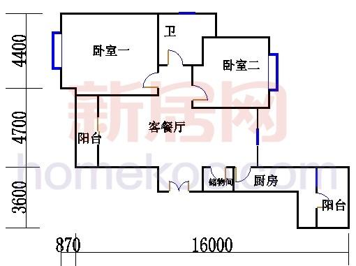 4.6.8.10.12层GH户型01