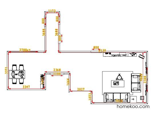 平面布置图乐维斯系列客餐厅G0572