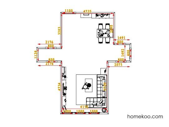 平面布置图乐维斯系列客餐厅G0624