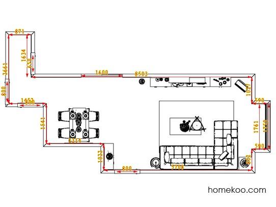 平面布置图乐维斯系列客餐厅G0652