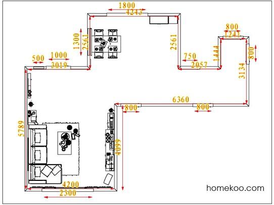 平面布置图乐维斯系列客餐厅G1298