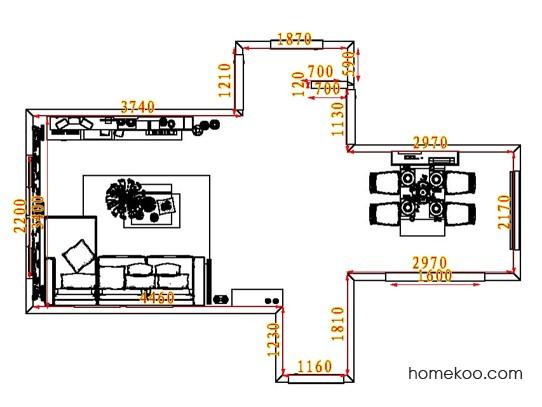 平面布置图格瑞丝系列客餐厅G8256