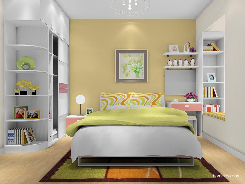 浪漫主义卧房家具A1205