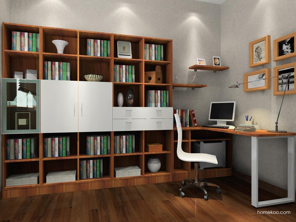 书房家具C3122