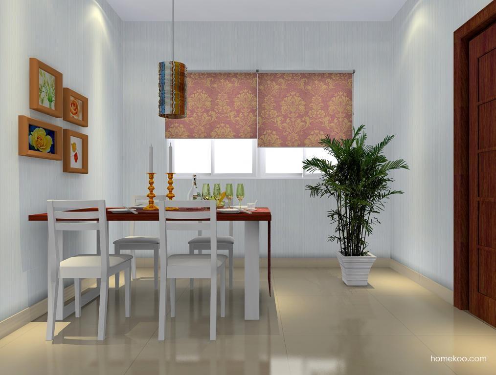 餐厅家具E0412