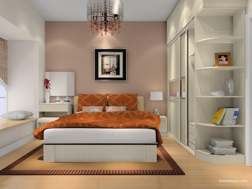 英伦印象卧房家具A3762