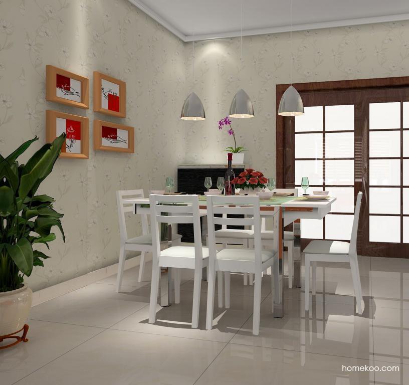 餐厅家具E0426