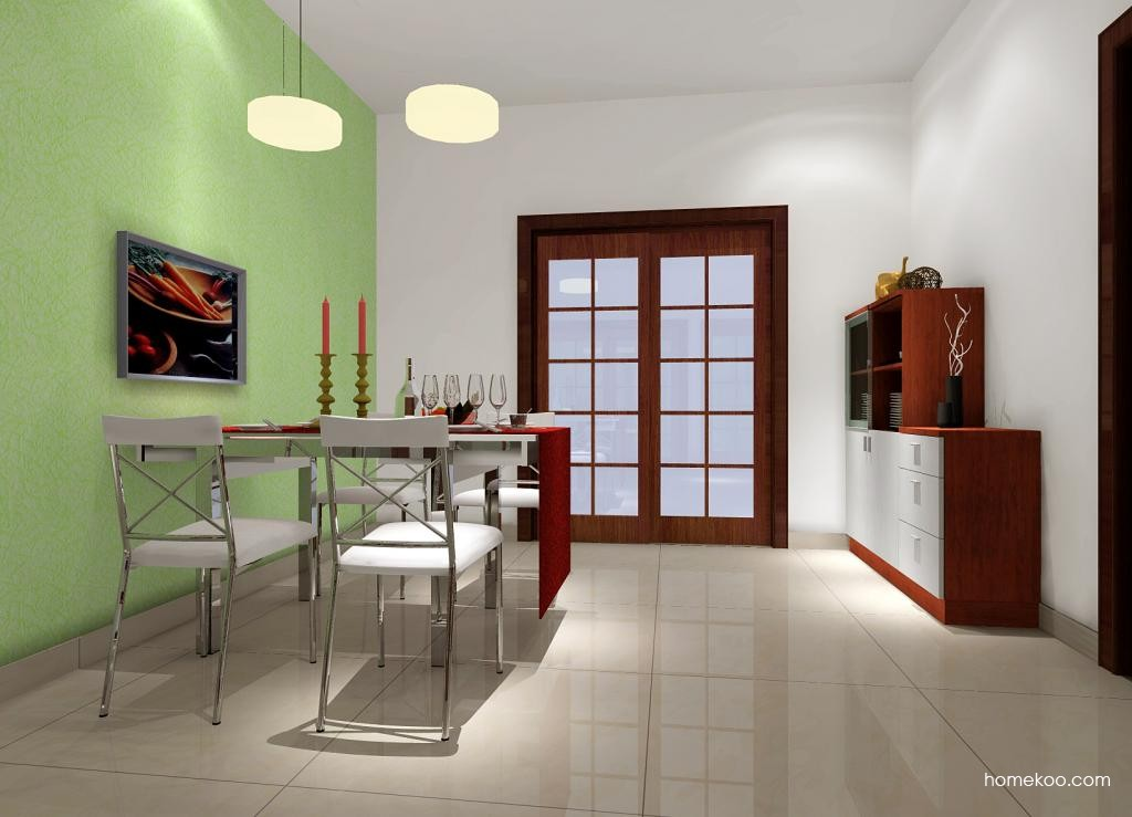 餐厅家具E0430