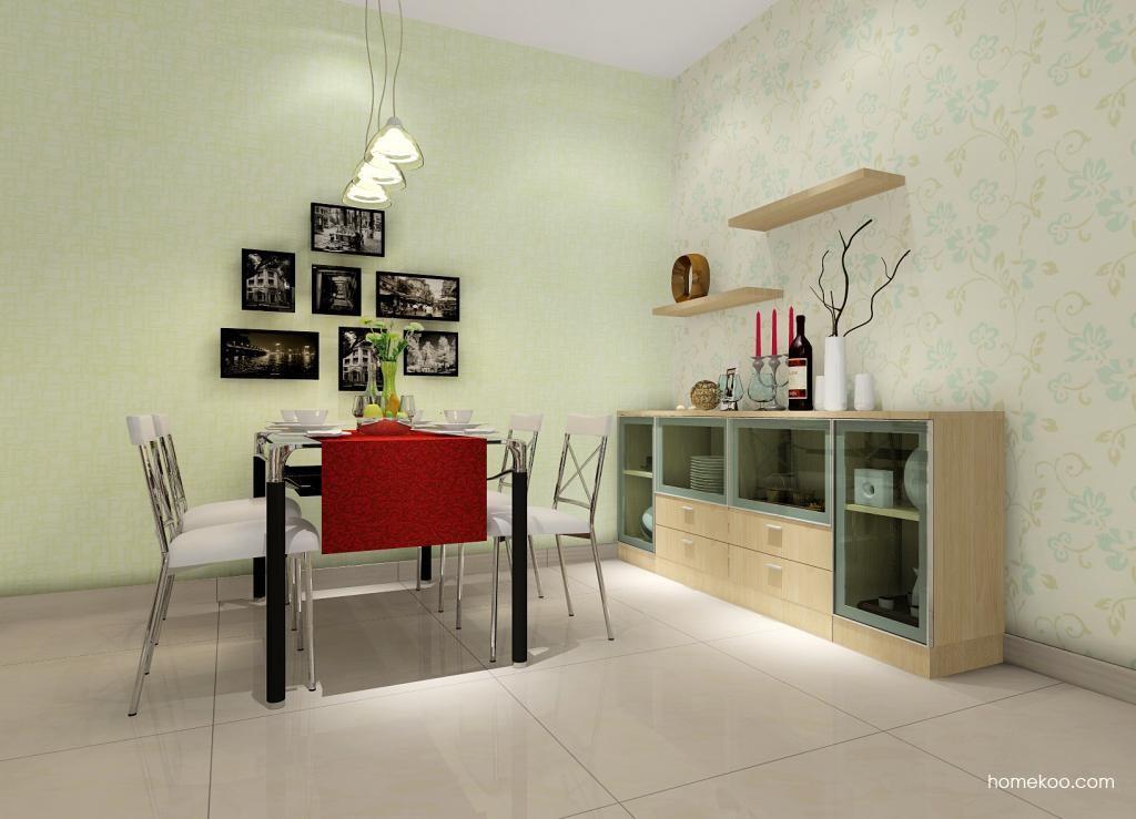 餐厅家具E0432