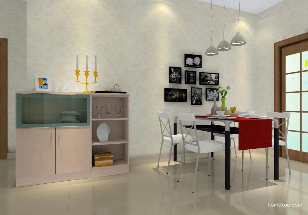 餐厅家具E0434
