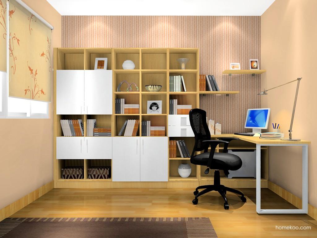 新实用主义书房家具C3144