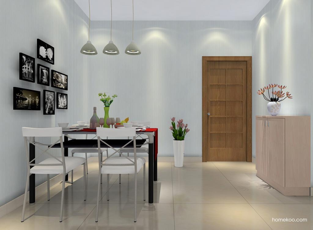 餐厅家具E0435