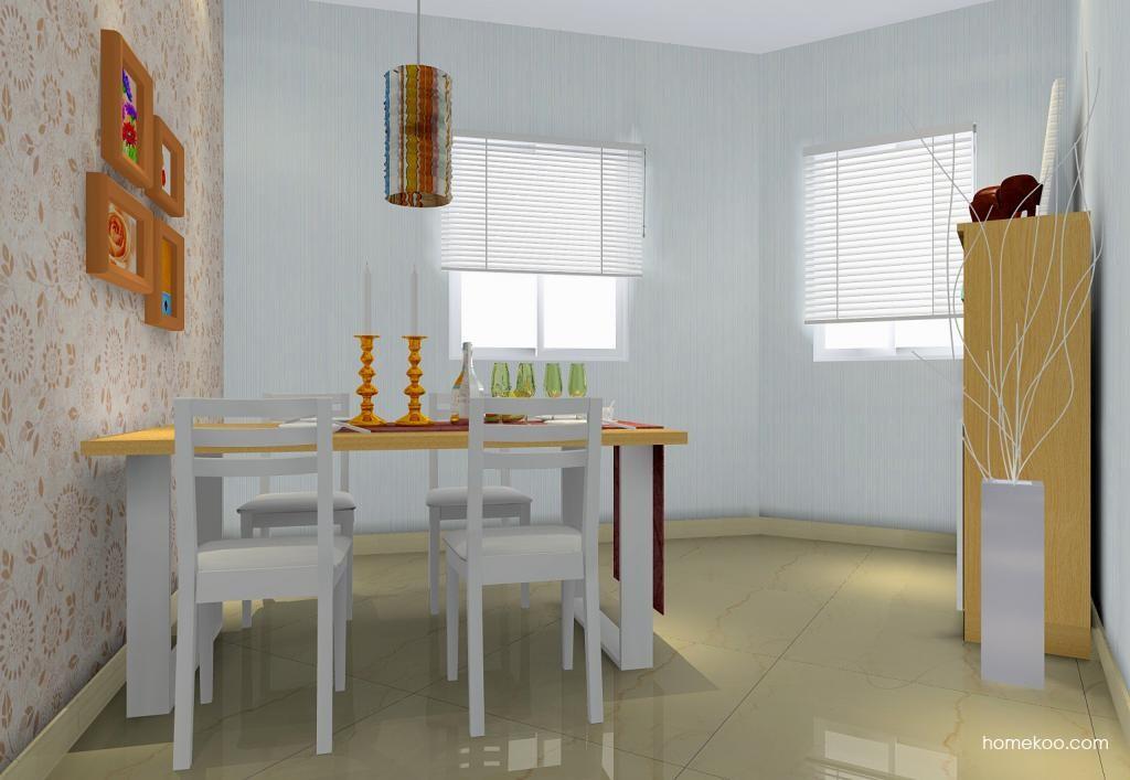 餐厅家具E0436