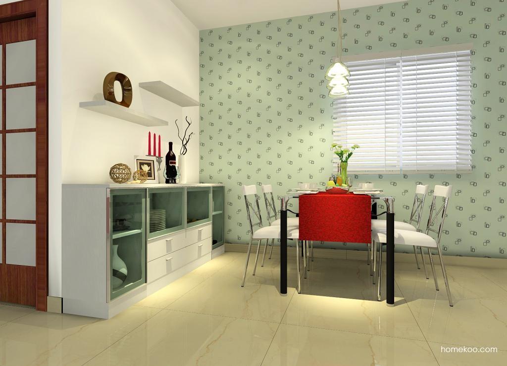 餐厅家具E0437
