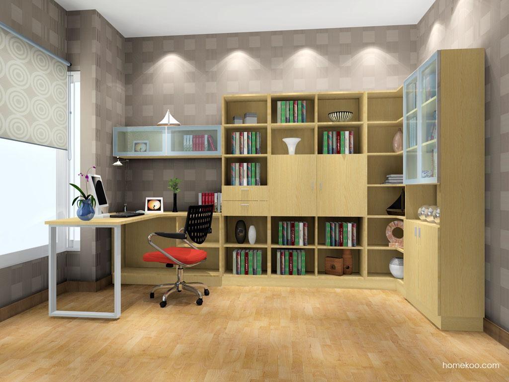 简约主义书房家具C3163