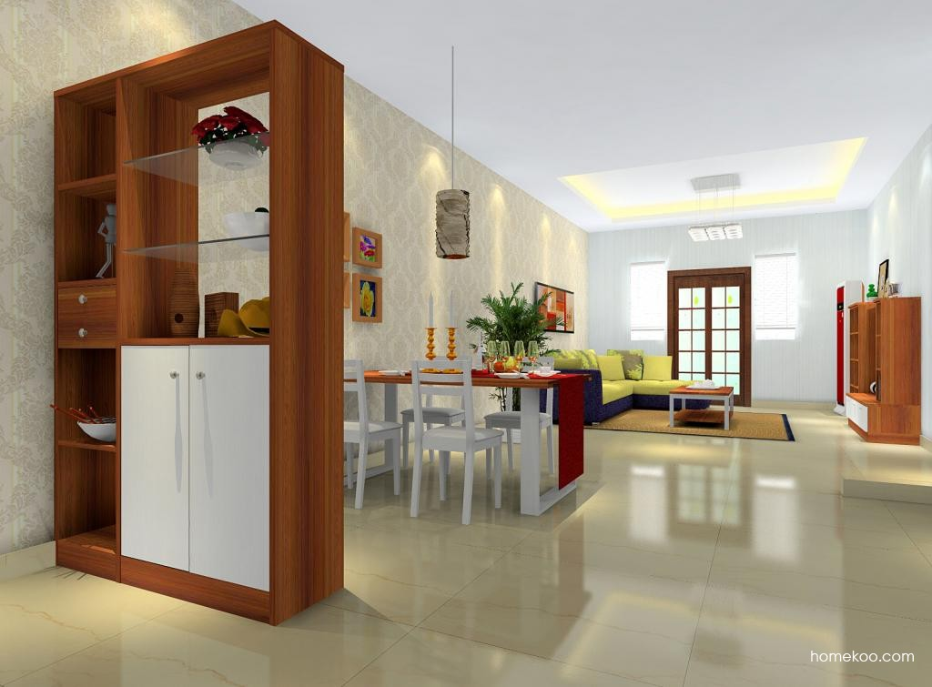 客餐厅G1018