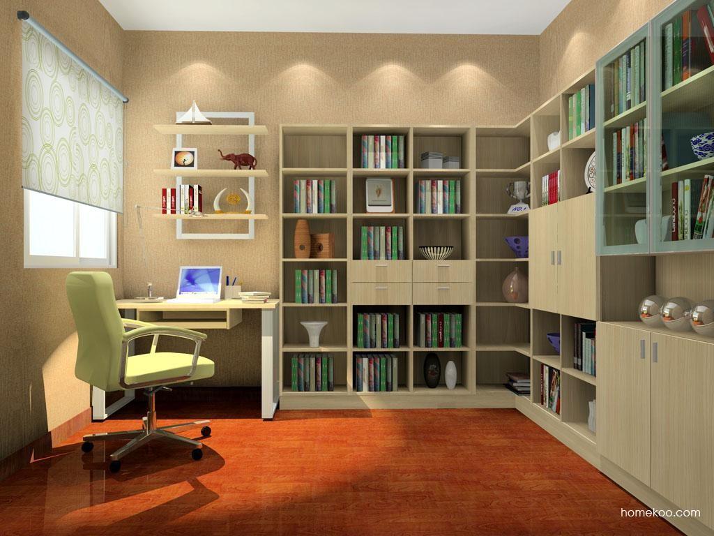 简约主义书房家具C3169