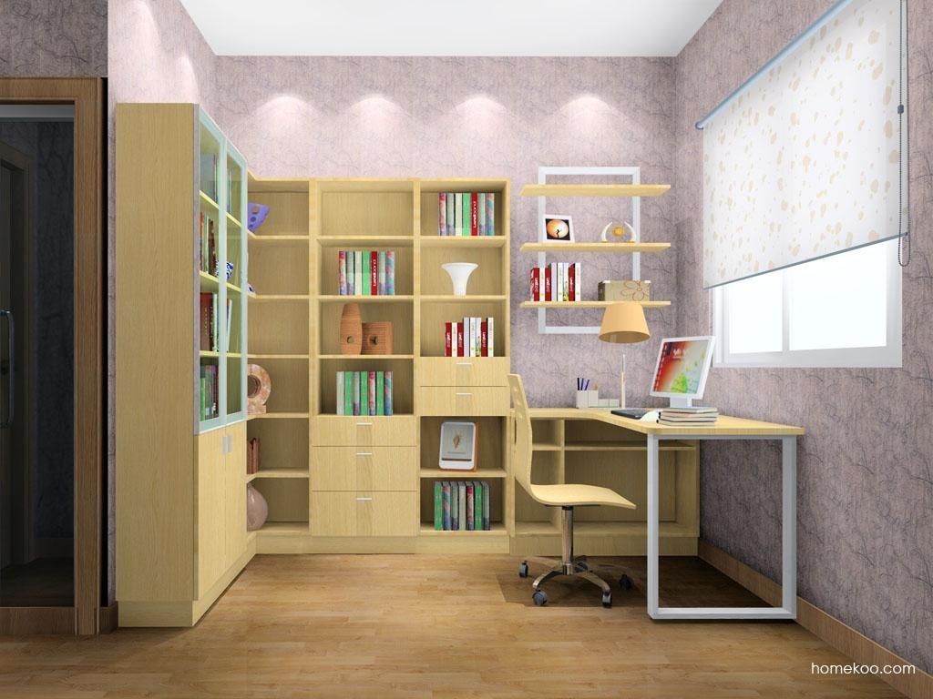 简约主义书房家具C3178