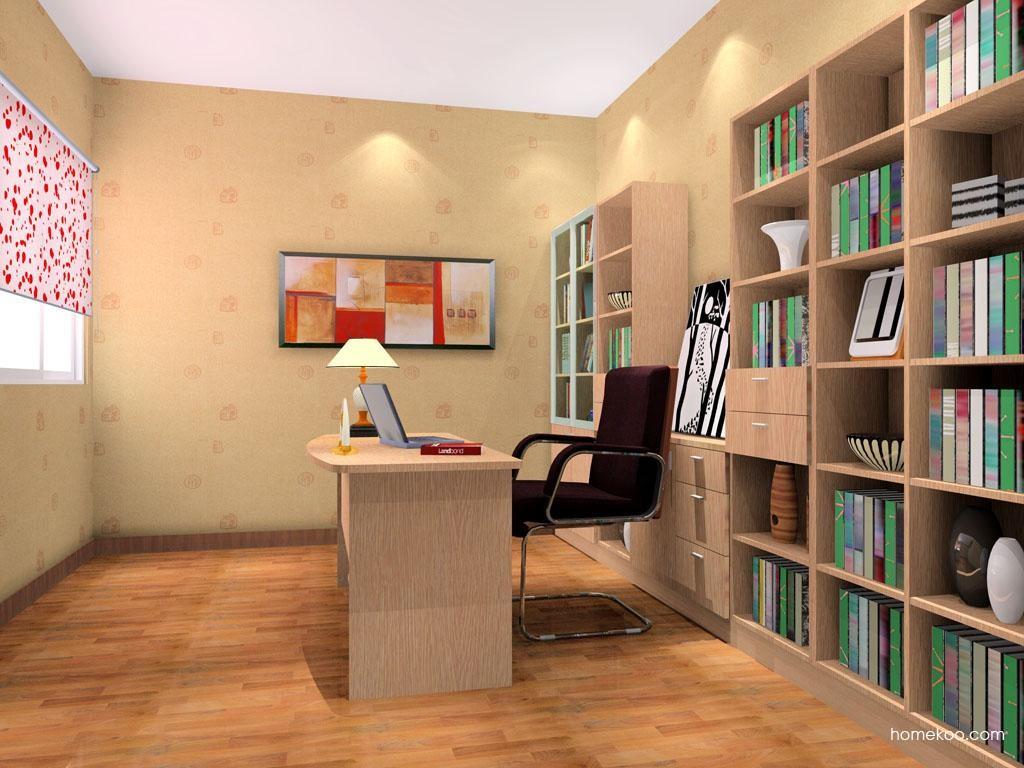 简约主义书房家具C3190
