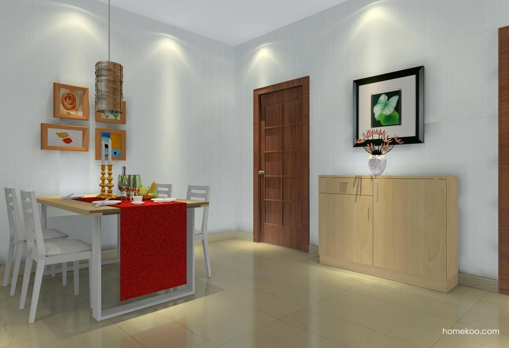 餐厅家具E0450