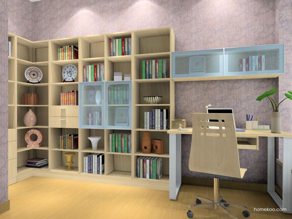 新实用主义书房家具C3226