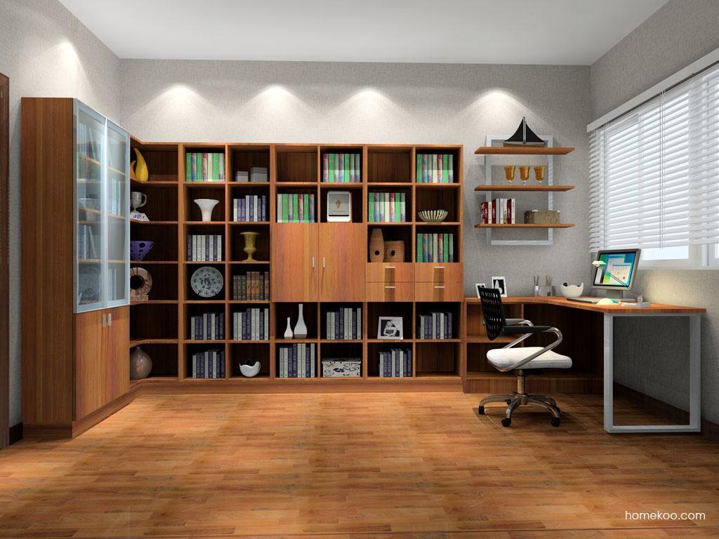 新实用主义书房家具C3227