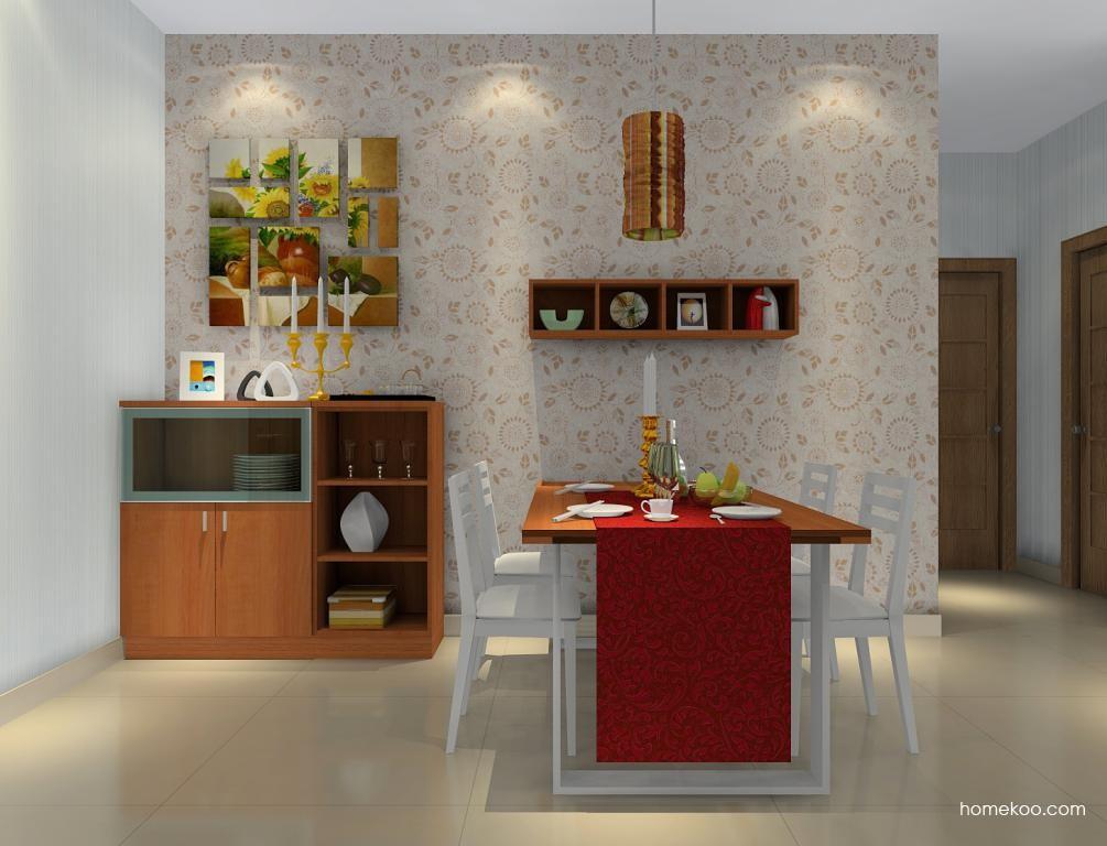 餐厅家具E0455