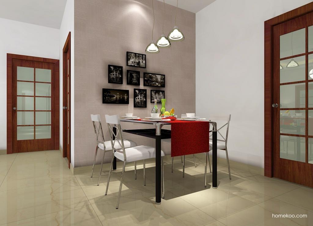 餐厅家具E0456