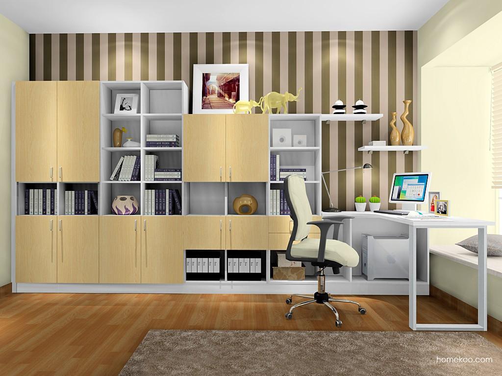 新实用主义书房家具C3229