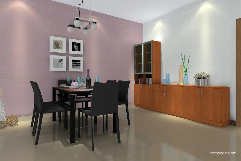 餐厅家具E0462