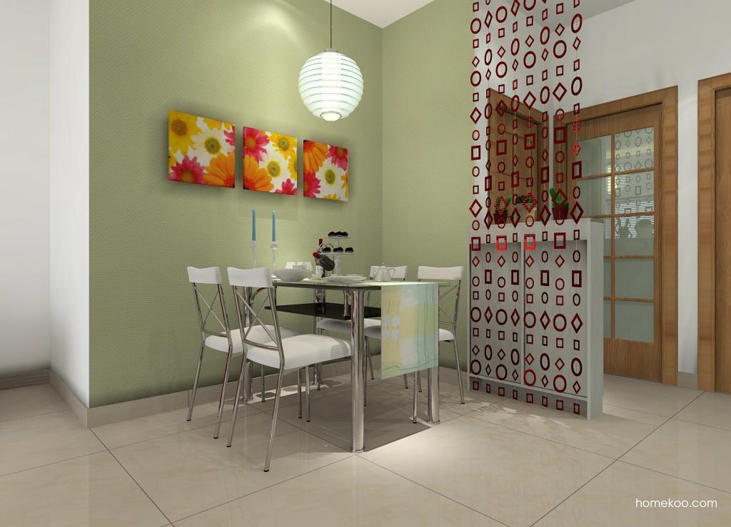 简约主义餐厅家具E0469