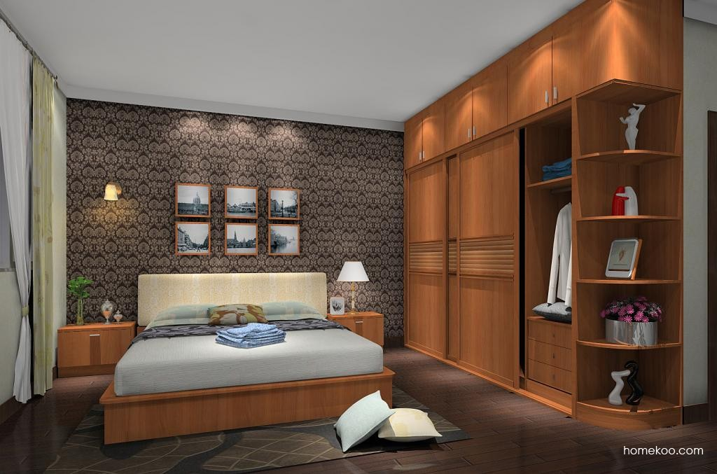 卧房家具A4517
