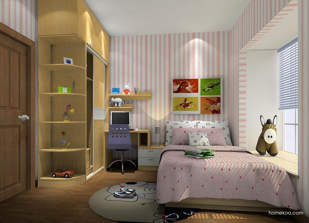 女孩的梦青少年房B3491