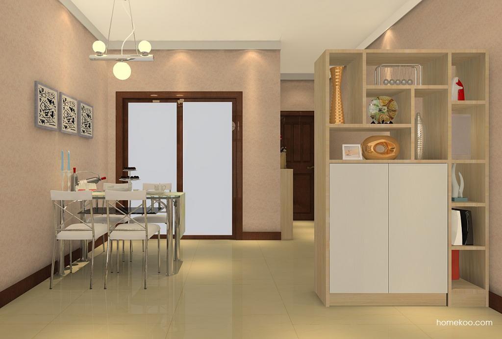 新实用主义餐厅家具E0488