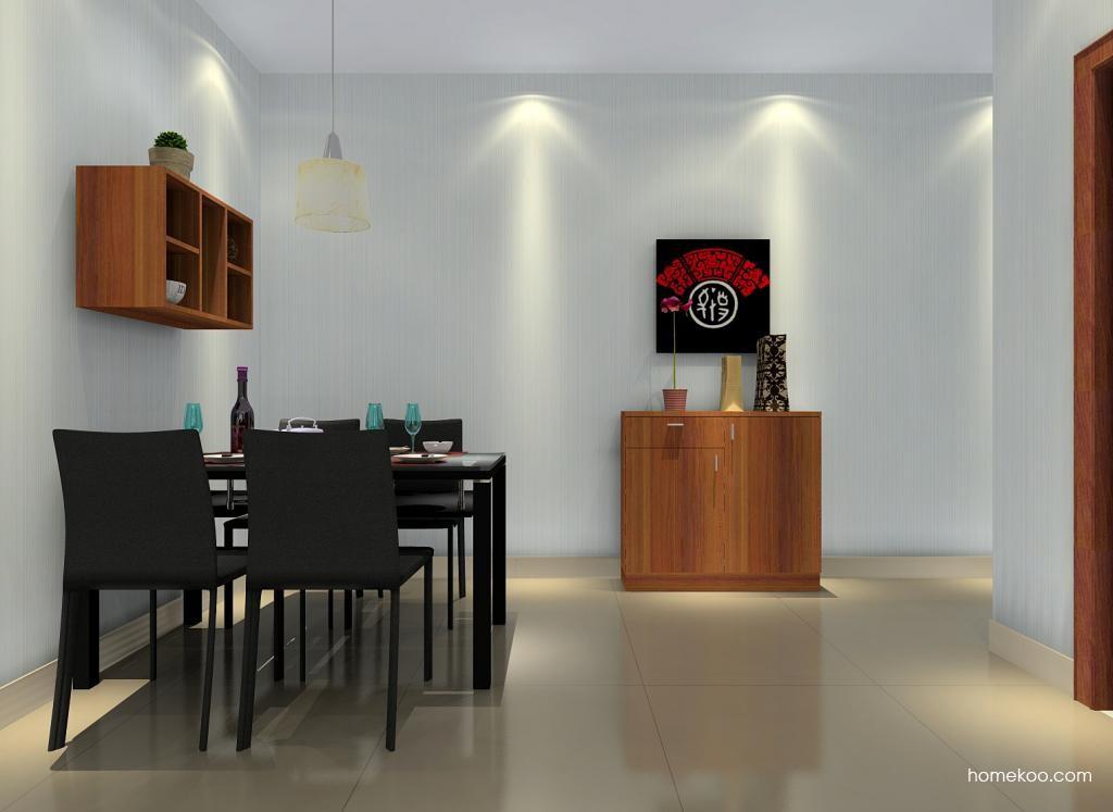 餐厅家具E0498