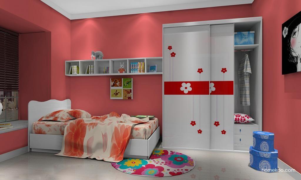 女孩的梦青少年房B3511
