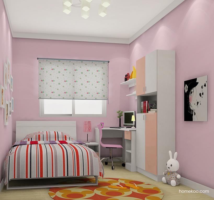 女孩的梦青少年房B3518
