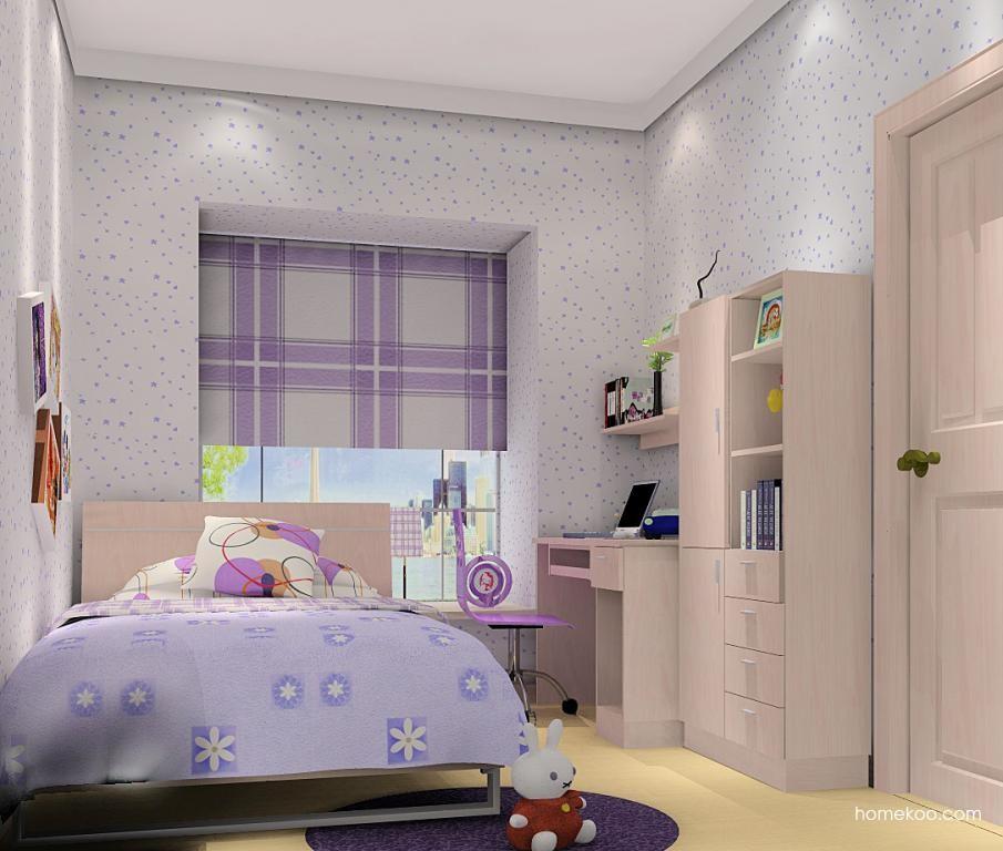 女孩的梦青少年房B3519