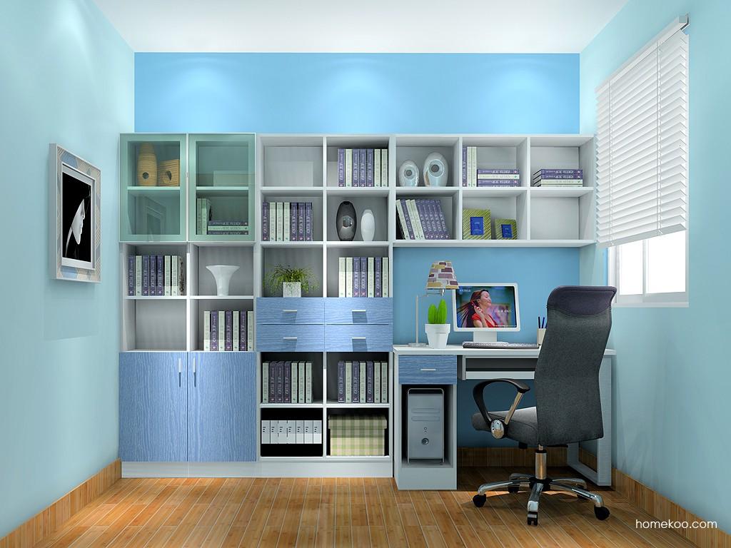 新实用主义书房家具C3264