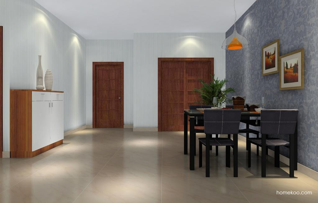 餐厅家具E0518