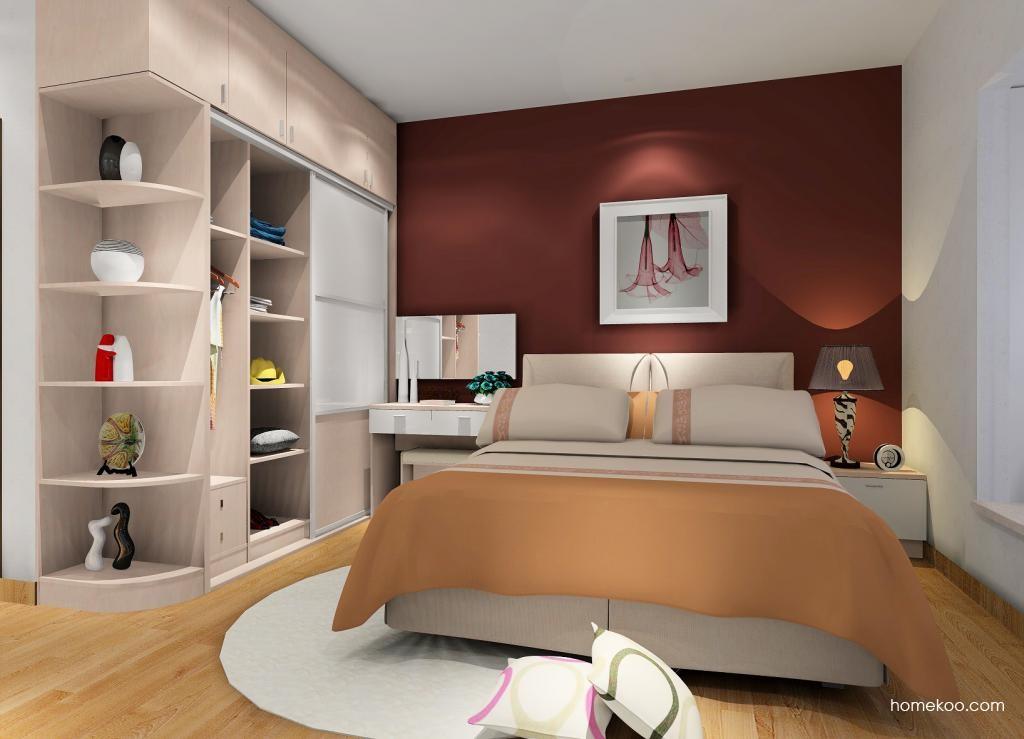 卧房家具A4880