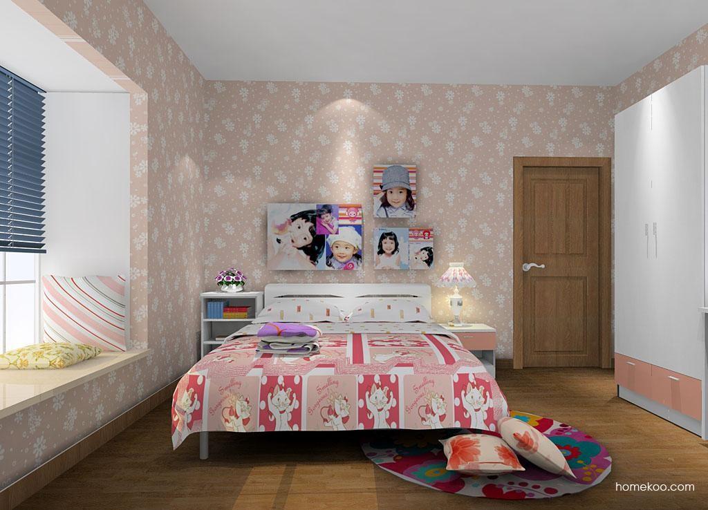女孩的梦青少年房B3557