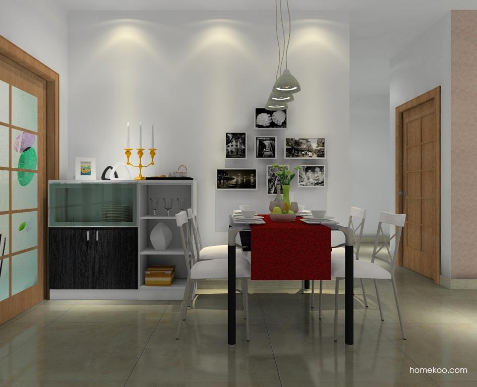 餐厅家具E0536