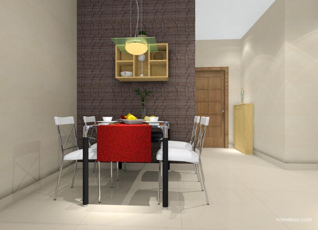 餐厅家具E0543