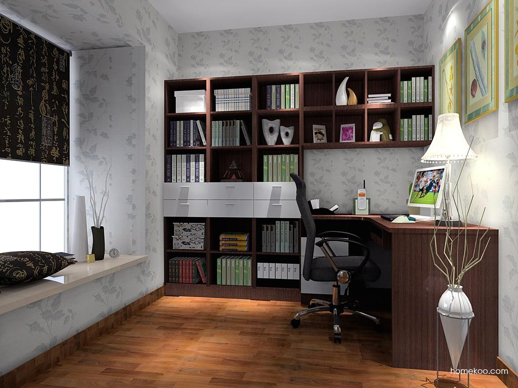 书房家具C3288