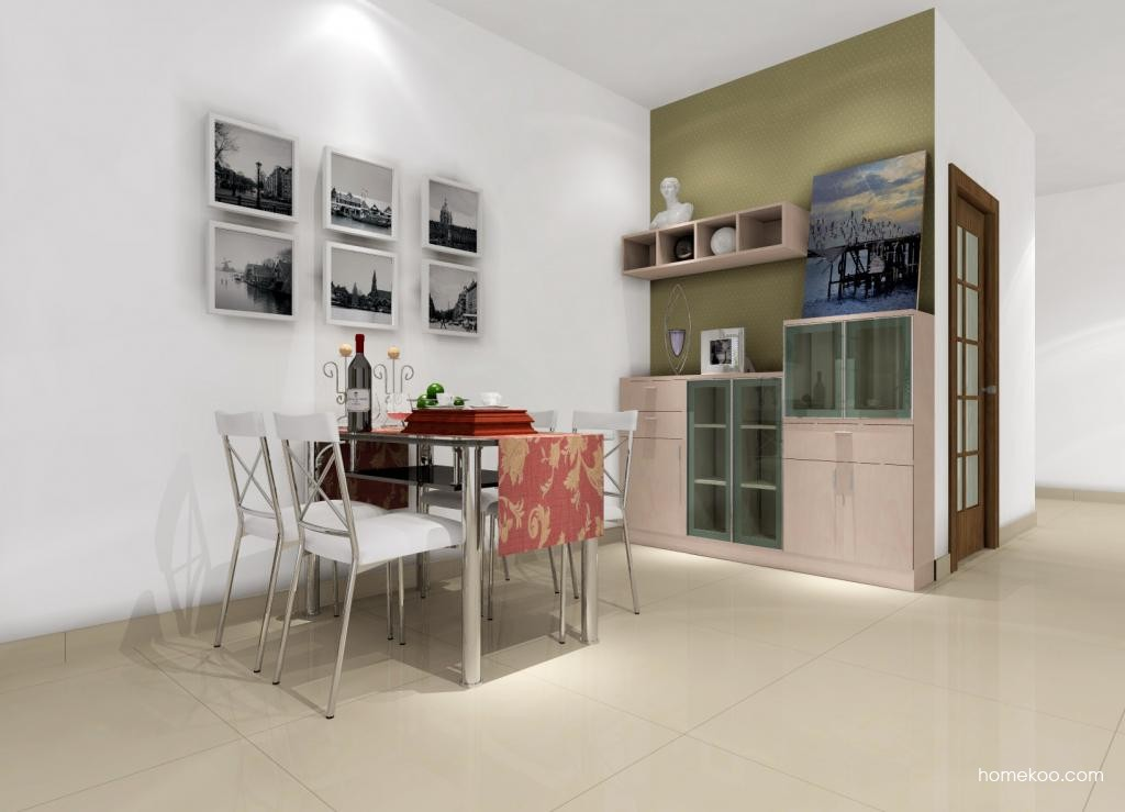 新实用主义餐厅家具E0550