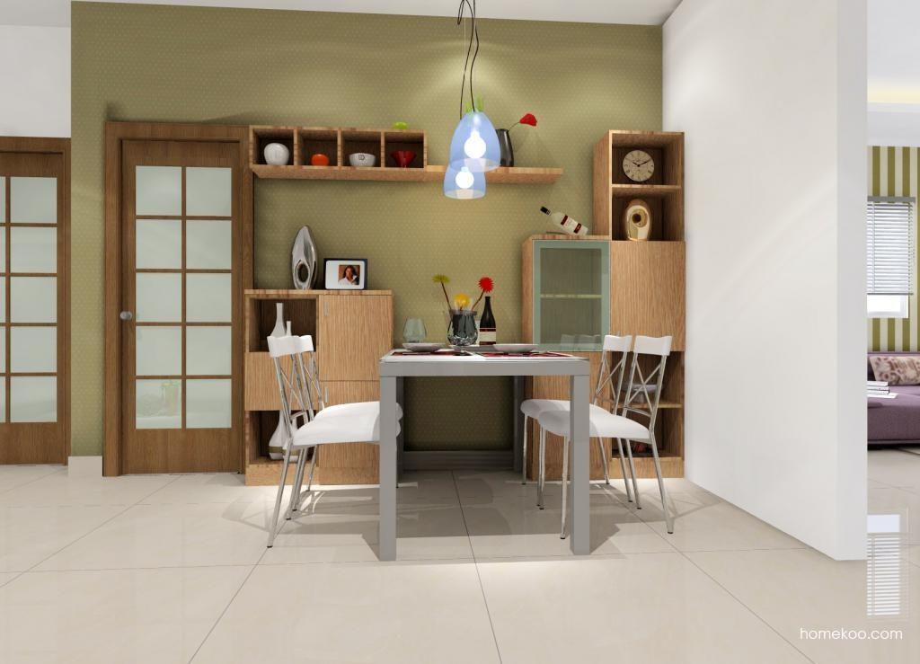 新实用主义餐厅家具E0553