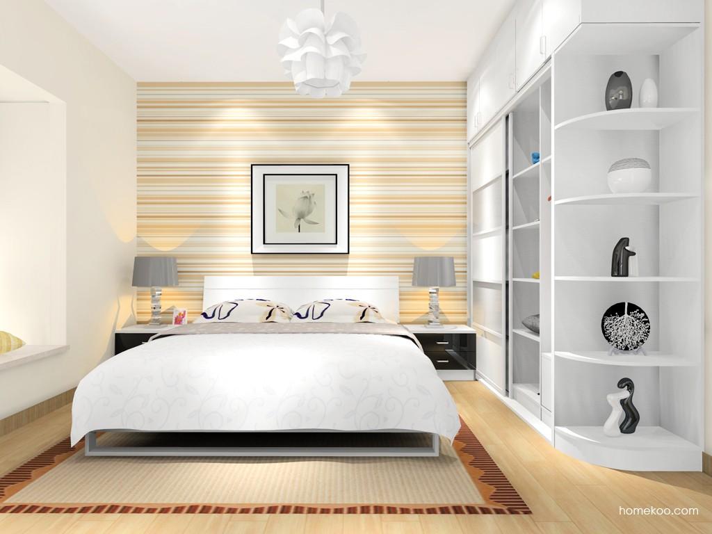 新实用主义卧房家具A5173